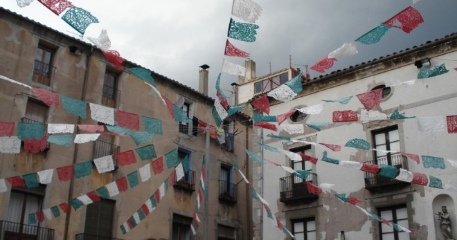 Fiestas mexicanas en barcelona