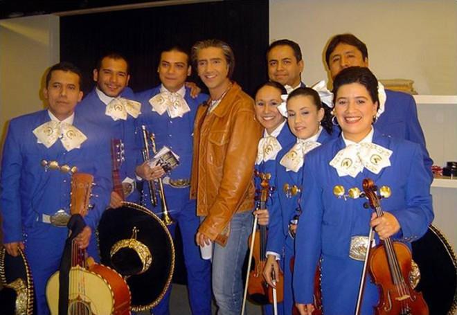 Semblanza con Alejandro Fernández