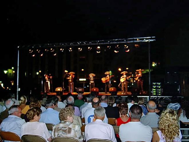Actuación en Andorra