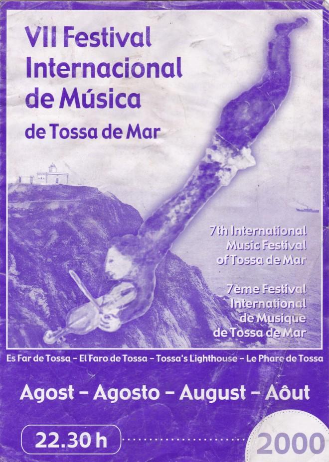 Festival tossa de Mar