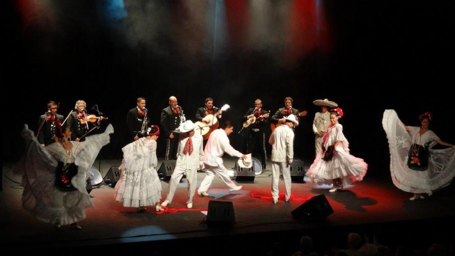 Actuaciones en el Teatro Arteria Paral.lel. Fotos con Josep Pérez Abuyé