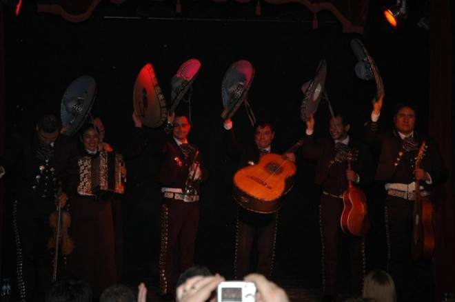 Conciertos de Mariachis en Teatros