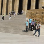 De turismo por Turquía