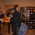 Actuación en la Presentación de Moda mexicana en el Palau Robert