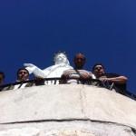 En la Basílica de nuestra señora de Líbano