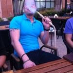 fumando argile j
